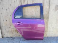 Дверь боковая задняя контрактная R Toyota Vitz KSP90 8376