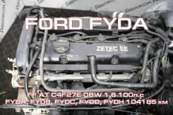 Двигатель FORD FYDA Контрактный | Установка, Гарантия