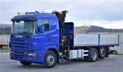 Scania R580, 2007