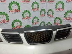Решетка радиатора Chevrolet Lacetti, Gentra,03-13 г. в . Контрактная.