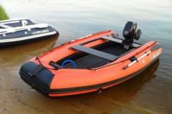 Надувная лодка Солар 350 К (Максима)