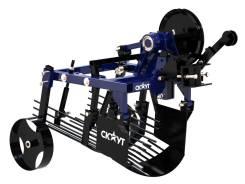 Картофелекопалка грохотная PH-2 для мотоблока или мини-трактора Скаут
