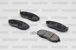 Колодки Тормозные Дисковые Передн Chevrolet: Epica 04-06 / Suzuci: Verona 04-06 / Daewoo: Tosca 06- (Произведено В Корее) Patron арт. PBP1441KOR Patron Patron PBP1441KOR