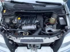 Двигатель Renault Scenic I, 1999, 2 л, бензин (F4R740)