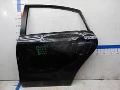 Дверь задняя левая Nissan Almera 2012-