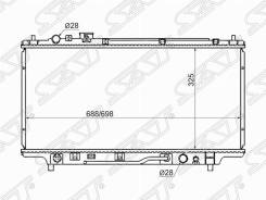 Радиатор Mazda Familia / 323 / Astina / Protege 94-98 SAT