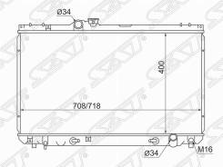 Радиатор Toyota Chaser / Cresta / Verossa / MARK II #ZX100 / #ZX110 2.0 / 3.0 96- Autodepo
