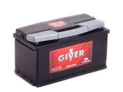 Аккумулятор Giver 100 Ач (О. П. )