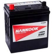 Аккумулятор Hankook (46B19R) 40 Ач asia с тонкими клеммами
