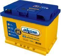 Аккумулятор АКОМ EFB 60 Ач (ОП)