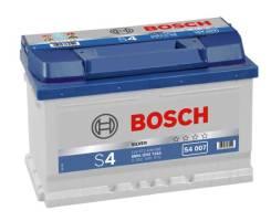 Аккумулятор Bosch S4 72 Ач низкий О. П.