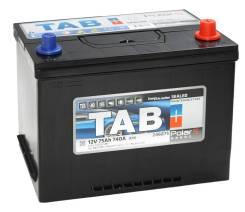 Аккумулятор Tab Polar S 75 Ач asia О. П.