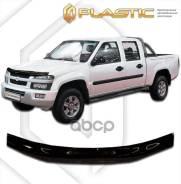 Дефлектор Капота Classic Черный Derways Plutus 2007-2008 CA plastic арт. 2010010102593