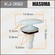 Клипса крепежная Masuma KJ-392
