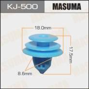 Клипса крепежная Masuma KJ-500