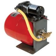 Напорная система водоснабжения с расширительным баком Vetus HF2408 8 л 24 В 12,5 л/мин 2,5 бара