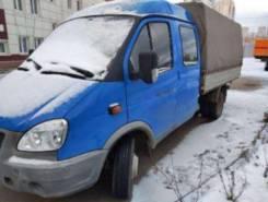 Бортовой ГАЗ 330232 Р853УТ197 2012г.