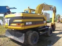 Caterpillar M320D2, 2001
