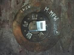 Диск тормозной передний 5 шпилек T0023325XA Mazda MPV 2 (LW)
