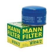 Замена На W914/2 Фильтр Масляный W914/2(10) MANN-Filter арт. W914/2(10)