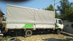 Тентовый грузовик 32 кубов 5 тонн.