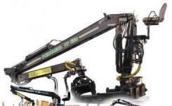Продаётся новый гидроманипулятор приморец pf65