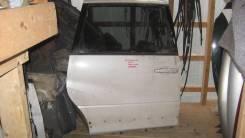 Дверь Toyota Estima ACR40 MCR40 ACR30 MCR30 AHR10, правая задняя