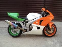 Мотоцикл Kawasaki, ZX6R,2001