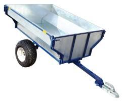 Прицеп квадроцикла и мототехники ATV-PRO Iron Farmer, колеса 18x8.5-8