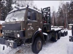 КамАЗ 43118 Сайгак, 1985