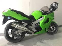 Kawasaki ZZR 1200, 2001