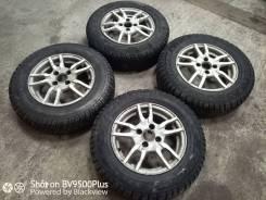 Комплект колёс на зимней резине на Ваз R13