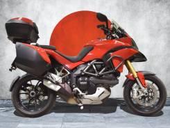 Ducati Multistrada 1200 S Touring, 2013