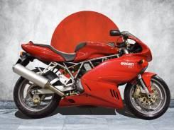 Ducati Supersport 900, 2001