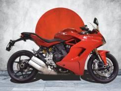 Ducati Supersport 900, 2017