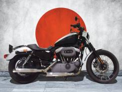 Harley-Davidson Sportster 1200 Nightster XL1200N, 2008