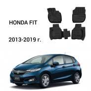 Коврики в салон для Honda FIT