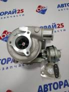 Турбина для двигателя ZD30 Nissan Elgrand масло