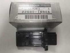 Датчик Массового Расхода Воздуха Nissan 22680-1MG0A