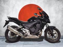 Honda CB 400F, 2014