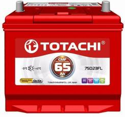 Аккумулятор Totachi KOR CMF 65 A/h 75D23 FL