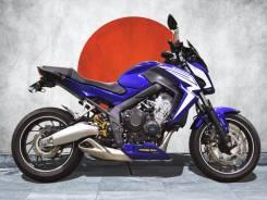 Honda CB 650, 2014