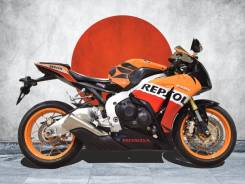 Honda CBR 1000RR Fireblade, 2011