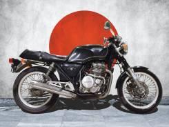 Honda GB 500, 1985