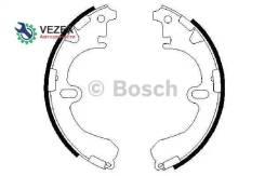 Колодки тормозные барабанные | зад | Bosch 0986487422