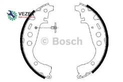 Колодки тормозные барабанные | зад | Bosch 0986487589