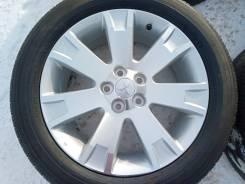 Мицубиши Аутлэндер оригинальные диски R18 5*114,3 7J вылет 38 ЦО 67,1
