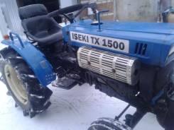 Iseki TX1500, 1990