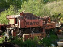 Продам автокран KATO NK-160YS на запчасти