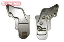 Фильтр АКПП с пробковой прокладкой поддона COB-WEB 11186DS (SF186D/071860)